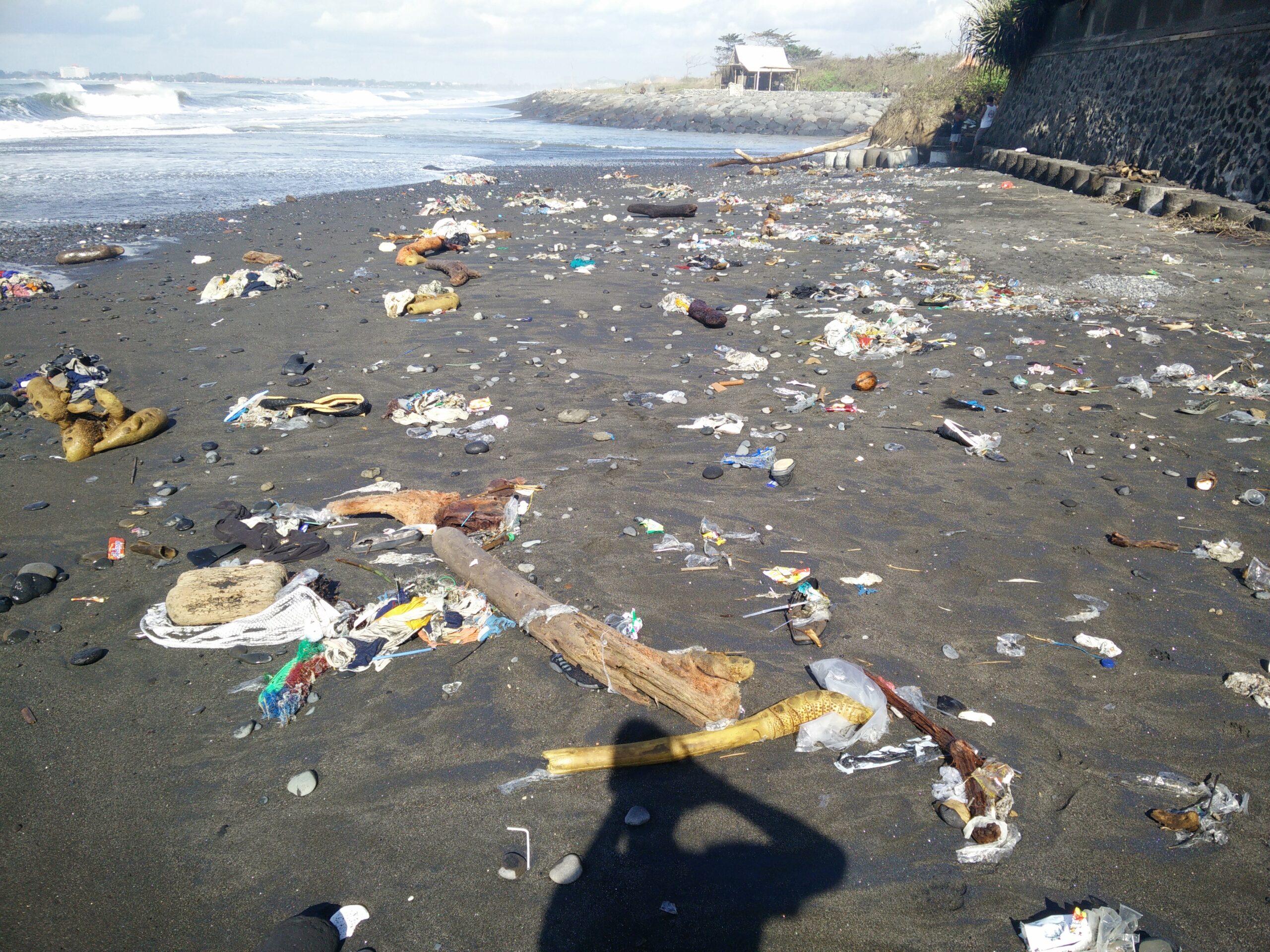 Cleanup Ketewel Beach